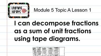 Grade 4 Module 5 Topics A and B