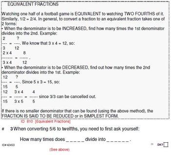 Grade 4 FRACTIONS UNIT 1: [Simplify+] (4 worksheets & 6 quizzes)
