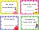 Science Entrance or Exit Cards - Outer Space and Planets (