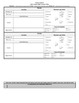 Grade 5 CCSS Math Lesson Plan Template (Louisiana Specific)