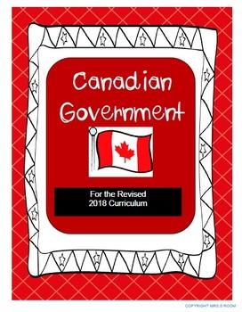 Grade 5 Canadian Government Unit
