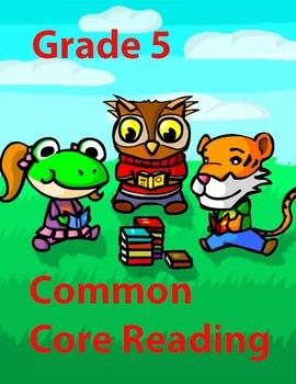 """Grade 5 Common Core Reading: """"Paul Revere's Ride"""""""