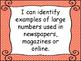 Grade 5 Math I Can Statements - Newfoundland Labrador