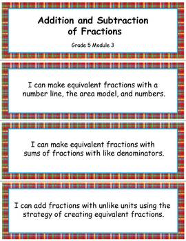 Grade 5 Math Module 3, Grade 5 Module 3: Addition and Subt