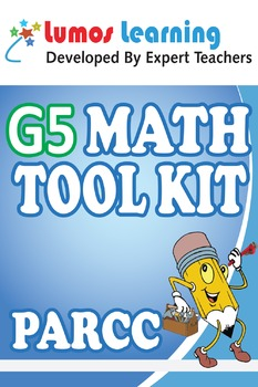 Grade 5 Math Tool Kit for Educators, PARCC Edition