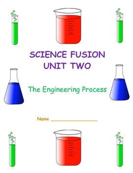 Grade 5 Science Fusion Unit Two Interactive Notebook