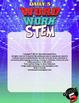 Grade 5 Word Work: Weekly Journal and SCIENCE words