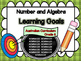Grade 6 All Mathematic Strands Learning Goals & Success Cr