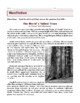 Grade 6 Common Core Reading: Informational Text -- The Wor
