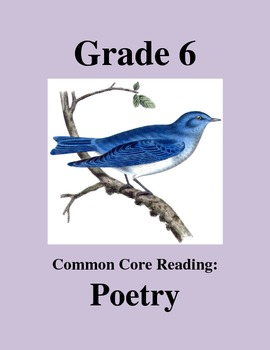 "Grade 6 Common Core Reading: Poetry - ""Being the Youngest"""