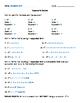 Grade 6: Exponents Unit