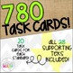 Grade 6 Math STAAR Test-Prep Task Cards- ALL SUPPORTING TE
