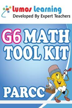 Grade 6 Math Tool Kit for Educators, PARCC Edition