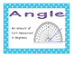 Grade 6 Ontario Nelson Math: How to Draw an Angle:Acute, R