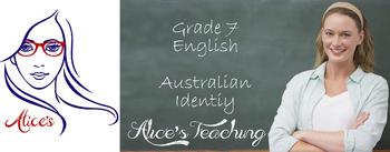 Grade 7 English - Australian Identity through English Variety