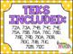 Grade 7 Math STAAR Test-Prep Task Cards- SUPPORTING TEKS BUNDLE!