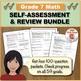 Grade 7 Math STAR TEACHER BUNDLE (Communication, Review, T
