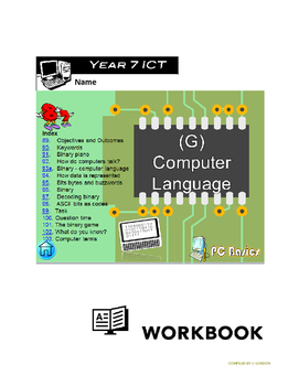Grade 7 Year 7 ICT Computer Basics Computer Language g ICT
