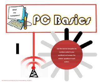 Grade 7 Year 7 ICT Computer Basics Networks i ICT Tutorial.
