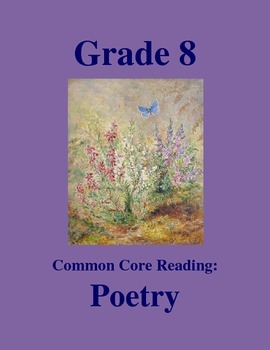 "Grade 8 Common Core Reading: Poetry - ""Old Walls"""
