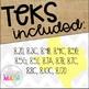 Grade 8 Math STAAR EOC Test-Prep Task Cards- READINESS TEK
