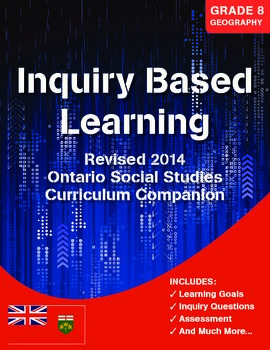 Grade 8 REVISED Ontario Geography Curriculum Companion