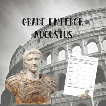 Grade Emperor Augustus