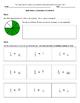 Grade Four Equivalent Fraction Worksheet/Lesson Set