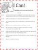 Grade One Common Core Lesson Pack