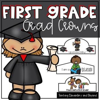 Grade One Graduation Crowns