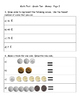 Grade Two Canadian Money Test