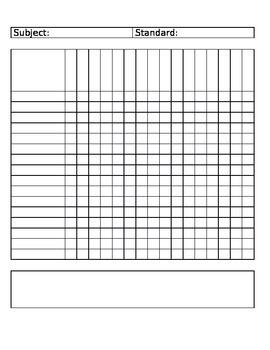 Grade book Organizer