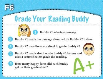 Grade your Reading Buddy (Common Core RF 1.4B, 2.4B, 3.4B)