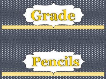 GradeCopyFile Labels