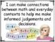 Grades 3 & 4 Split Math Curriculum Comparison Charts & Pos