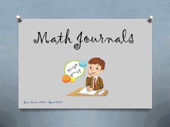 Grades 3-5 Common Core Math Journals Week #4