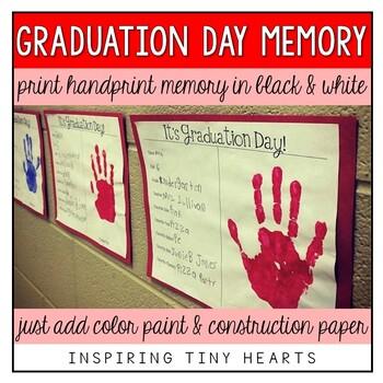 Graduation Day Activity