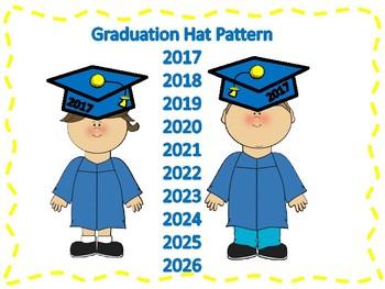 Graduation Hat 2016