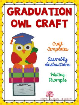 Graduation Owl Craft