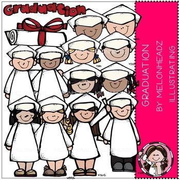 Melonheadz: Graduation clip art