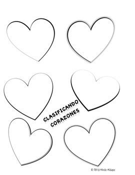 Graficando Corazones en el Dual Language Classroom