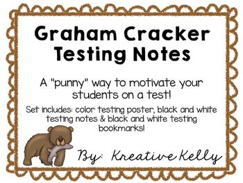 Graham Cracker Testing Notes