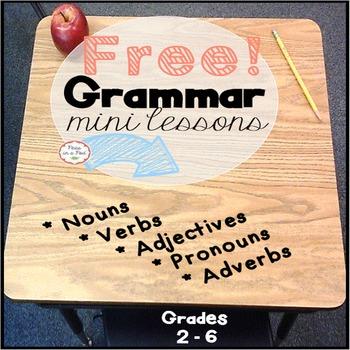 Grammar Workbook Free