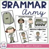 Grammar Army!