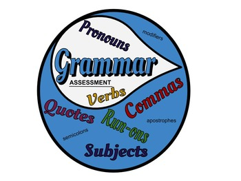 Grammar Assessment for Expository Reading and Writing