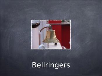 Grammar  Bellringers