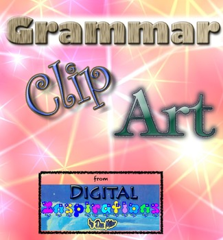Grammar Clip Art