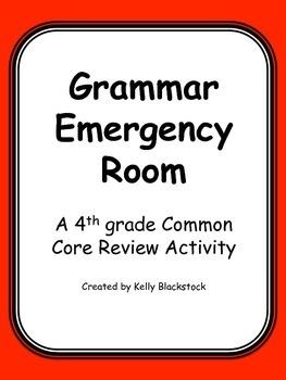 Grammar Emergency Room