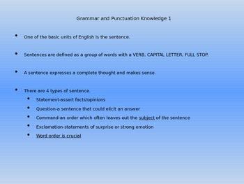 Grammar Explained!