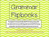 Grammar Flipbooks